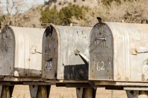 organiseren mailings